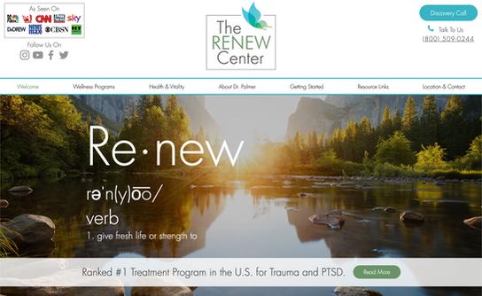 The Renew Center of Florida   Dr. Lisa Palmer