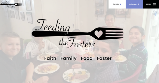 Feeding the Fosters