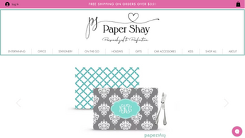 Paper Shay
