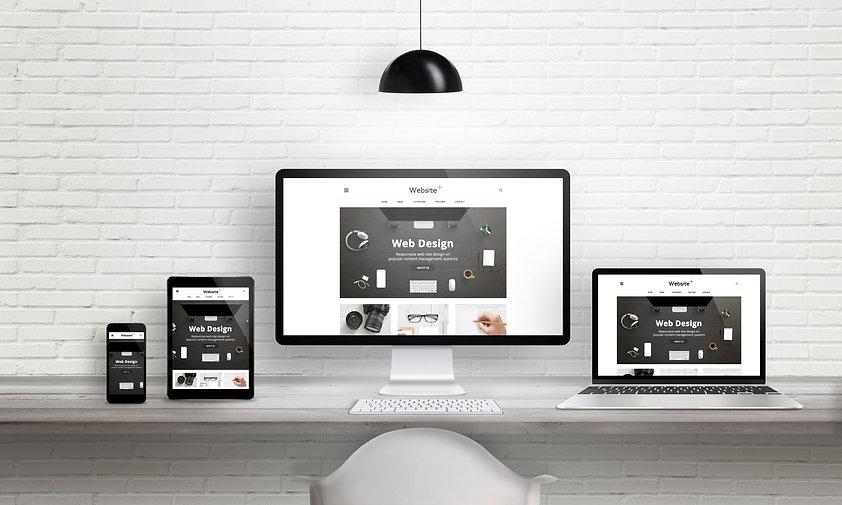 CUSTOM WEBSITES | Melanie Edwards Designs LLC | Wix Web Design