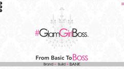 #GlamGirlBoss