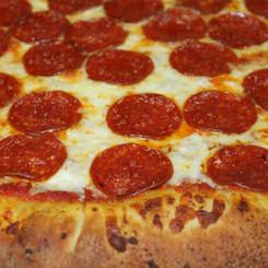 Fresh & Hot Pizza