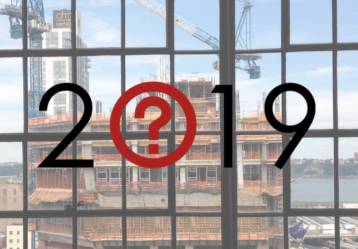 2019 construction cost predictions