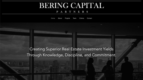Bering Capital Partners