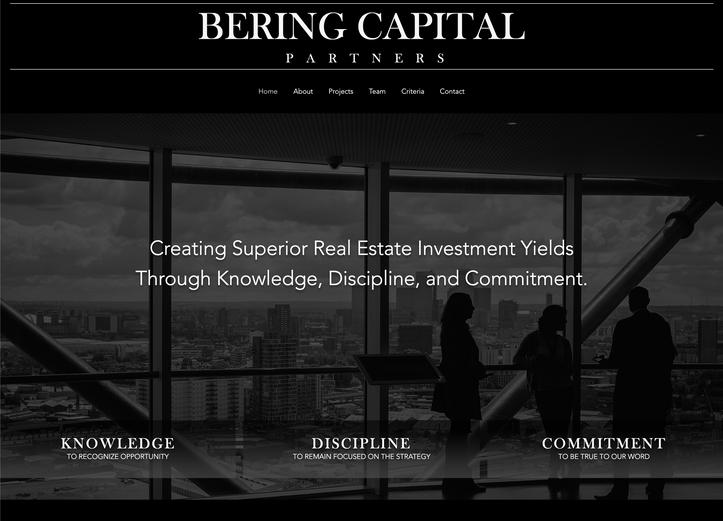 Bering Capital Partners
