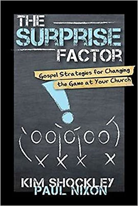 The Suprise Factor   Kime Shockley   Paul Nixon
