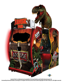 Jurassic Park Arcade™