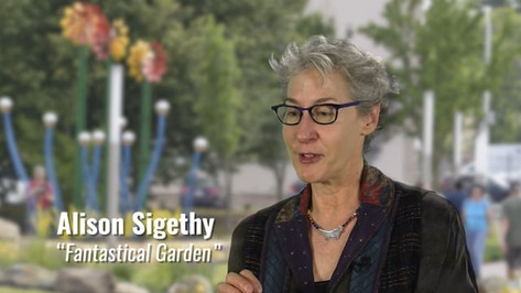 The Fantastical Garden by Alison Sigethy