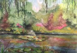 Monet's Garden - Giverney, France