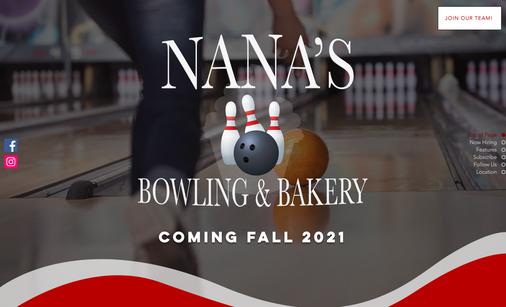 Nana's Bowling & Bakery