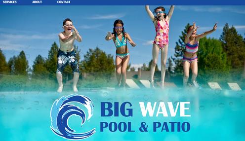 Big Wave Pool & Pation