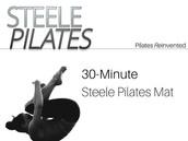 30-Minute Steele Pilates Mat