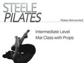Intermediate Level Mat Class with Props
