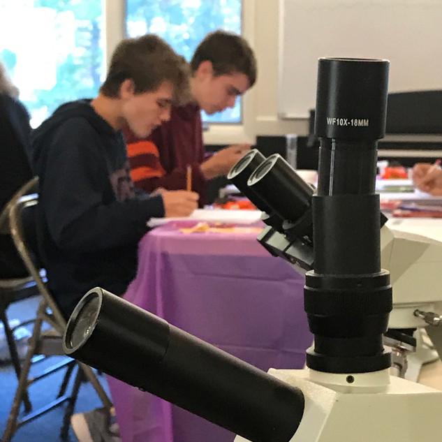 Homeschool Science Biology & Chemistry Two Day Lab Intensives - Bergton, VA