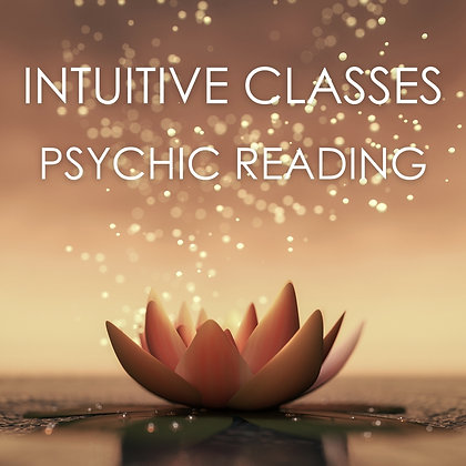 Intuitive Classes Psychic Reading