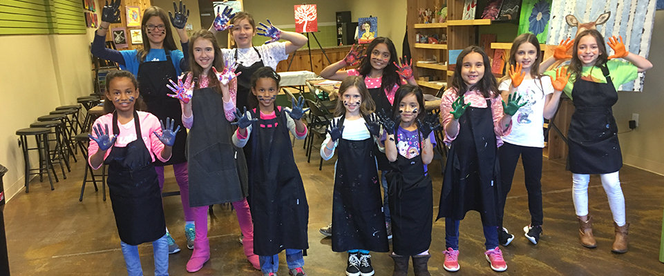 TUE | After School Art | 5-8 Yrs