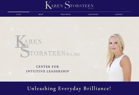Karen Storsteen M.A., M.S. | Executive Coach | Leadership Development | Management Consultant