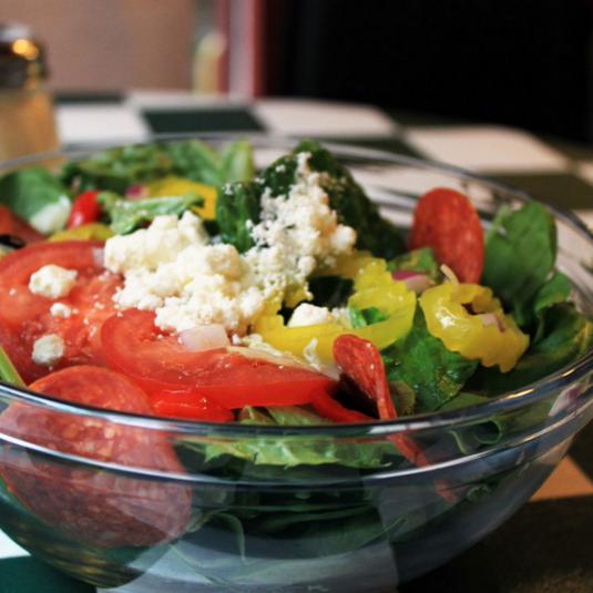 Cool & Crisp Salads