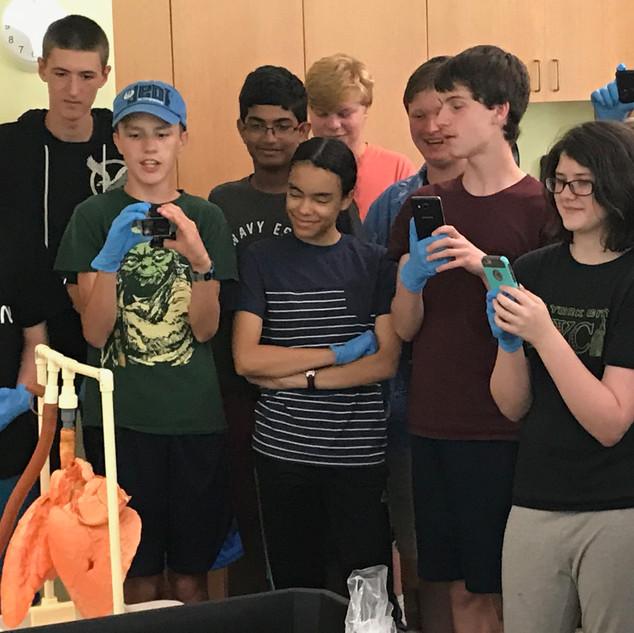 Homeschool Science Princeton NJ