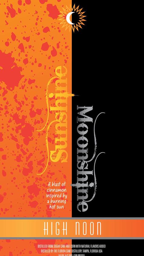 SUNSHINE MOONSHINE - HIGH NOON