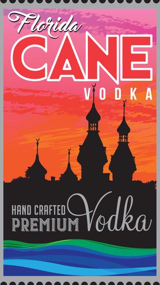 Florida CANE Premium Vodka