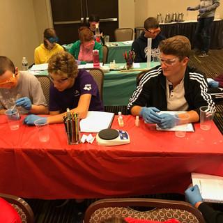 Homeschool Science Biology & Chemistry Two Day Lab Intensives - Cary, North Carolina & Charlotte, North Carolina