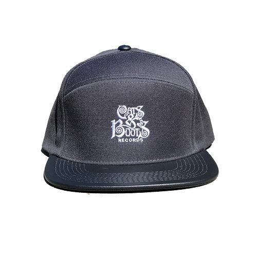 Grey Camper Snapback - C&BR
