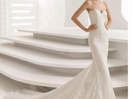 ¿Qué vestido de novia elegir según tu tipo de cuerpo?