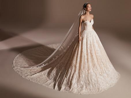 El arte del vestido de novia. ATELIER y PRIVEÉ PRONOVIAS en STELLARI