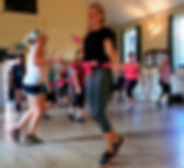 Zumba Fitness and Gold Classes