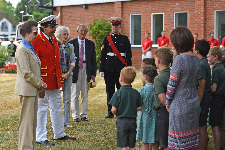 Royal Visit 17.07.18