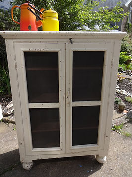 French Pantry Cupboard Cabinet