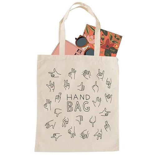 Humdrum Paper | Hand Bag Linen Tote