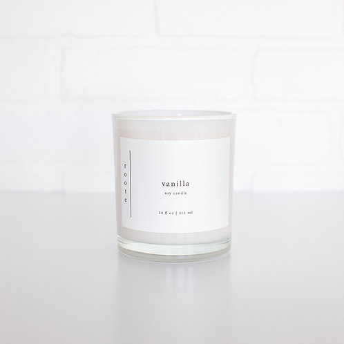 Roote | Vanilla Candle