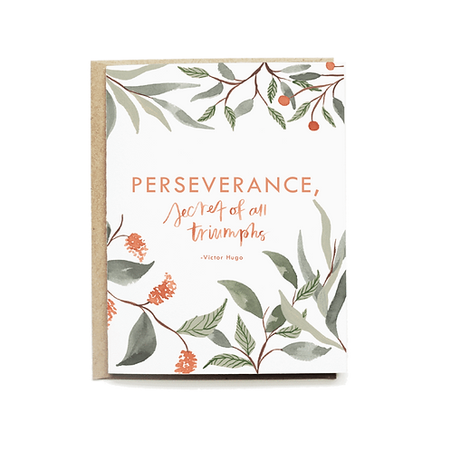 Pen+Pillar | Perseverance