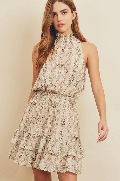 The Constance Python Dress
