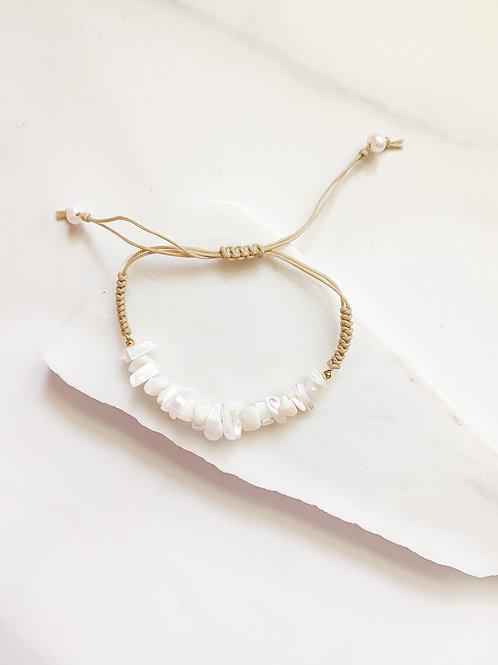 AGUA SANTA | Shell Bracelet