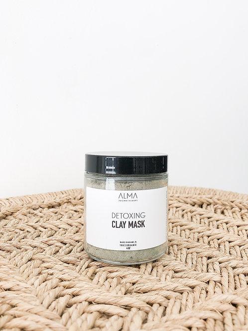 ALMA Aromatherapy | Detoxing Mask