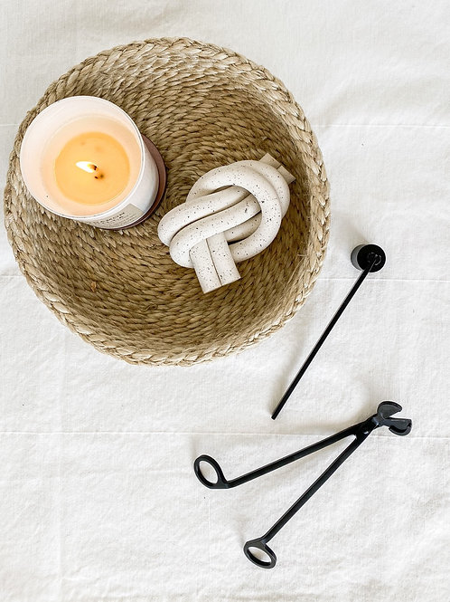 Gold + Ivy Candle Wick Trimmer