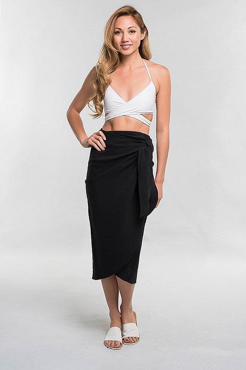 The Becky Wrap Skirt