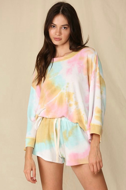 The Roxanne Tie Dye Bottom