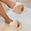 Thumbnail: OAK Furry Slides |  Nude Two Toned
