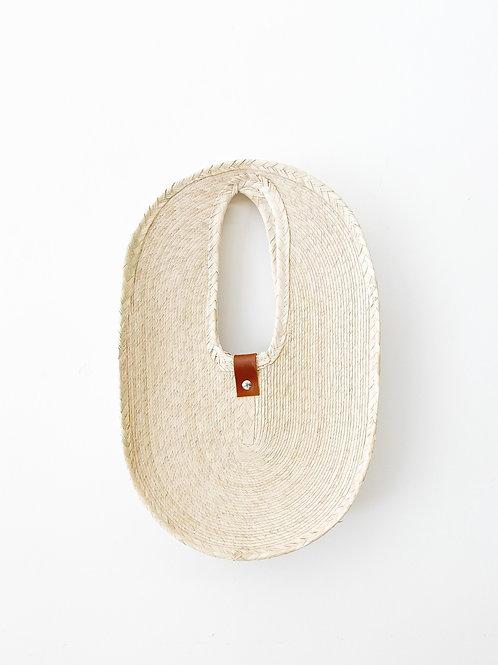 LEAH | Goldie Straw Handbag