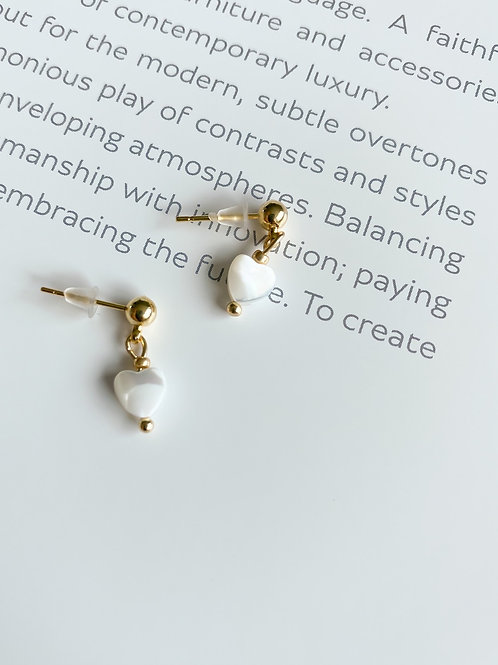 AGUA SANTA | SweetHeart Earrings