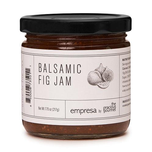 The Gracious Gourmet | Balsamic Fig Jam