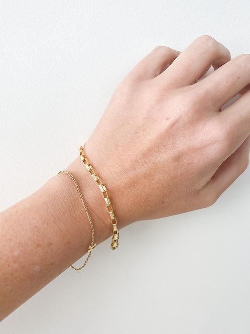 Agua Santa | Chainlink Bracelet