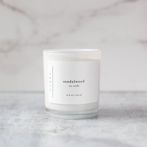 Roote | Sandalwood Candle