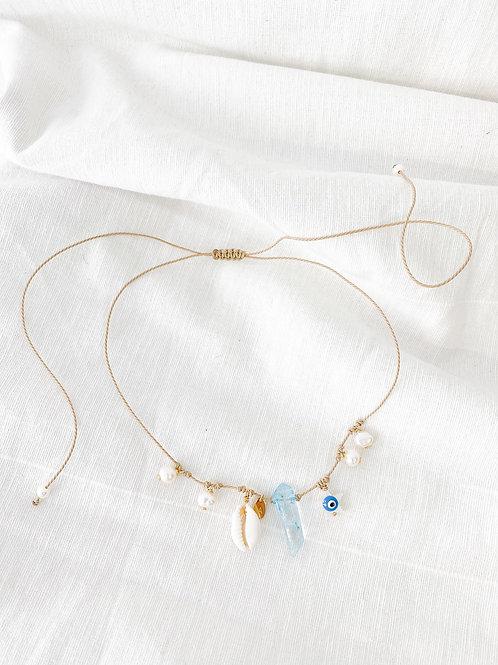 Agua Santa | So Beachy Necklace
