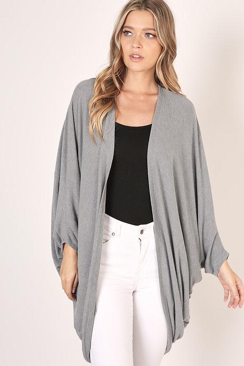 The Emerson Soft Knit Kimono