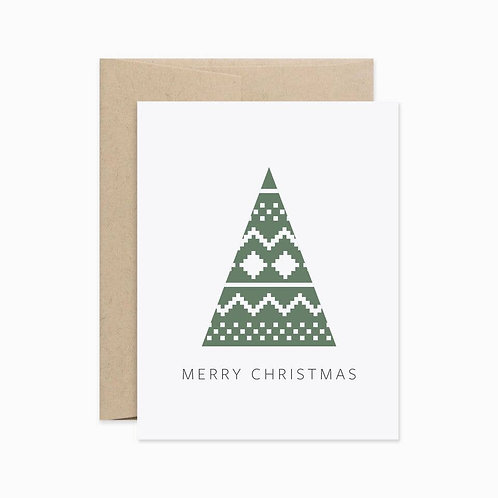 Evermore Paper Co. | Christmas Tree Card